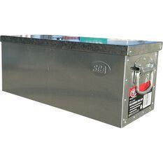 SCA Tool Box - Galvanised, 25 Litre, , scanz_hi-res