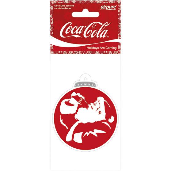 Coca-Cola Santa Bauble Air Freshener, , scanz_hi-res