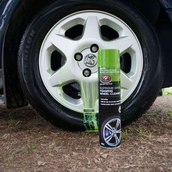 Wheel Foaming Cleaner Green - 500g, , scanz_hi-res