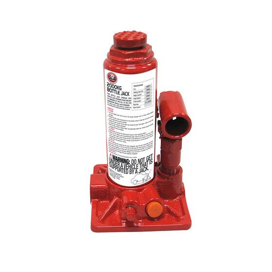SCA Hydraulic Bottle Jack - 2000kg, , scanz_hi-res