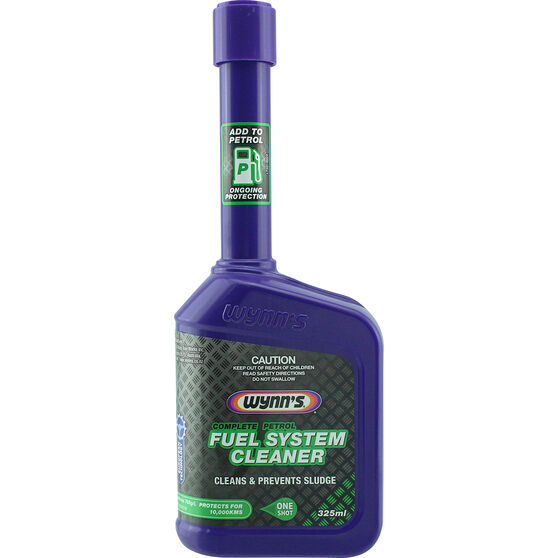 Wynn's Petrol Complete Fuel System Cleaner - 325mL, , scanz_hi-res