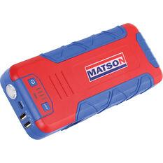 Matson 12V 21000MAH Lithium Jump Starter, , scanz_hi-res