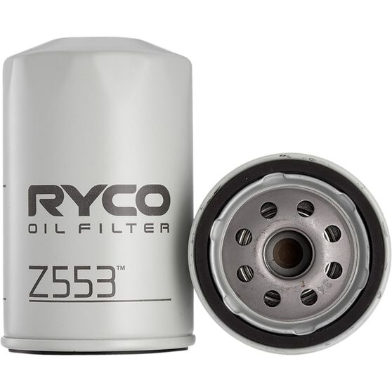 Ryco Oil Filter - Z553, , scanz_hi-res