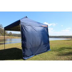 Deluxe Gazebo - Side Wall, 3m, Blue, , scanz_hi-res