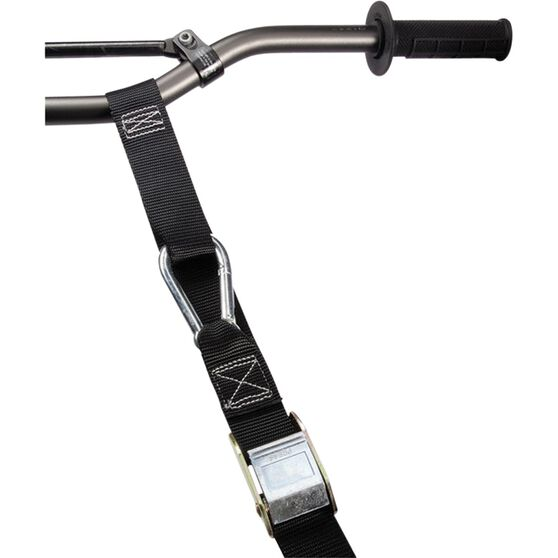 Cambuckle Motorbike Tie Down - 250kg, 2 Pack, , scanz_hi-res
