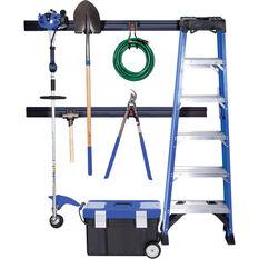 SCA Garage Wall Organization Kit, 12 Piece, , scanz_hi-res