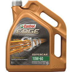 Castrol EDGE Supercar Engine Oil - 10W-60, 5 Litre, , scanz_hi-res