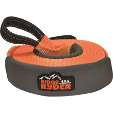 Ridge Ryder 4WD Snatch Strap - 9m, 8000kg, , scanz_hi-res