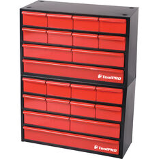 ToolPRO Organiser Stackable 11 Drawer, , scanz_hi-res