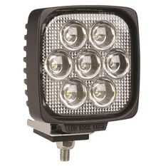LED Work Lamp - 35W, Square, , scanz_hi-res