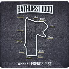 Bathurst Travel Blanket - 1.5m x 1.5m, Bathurst Map, , scanz_hi-res