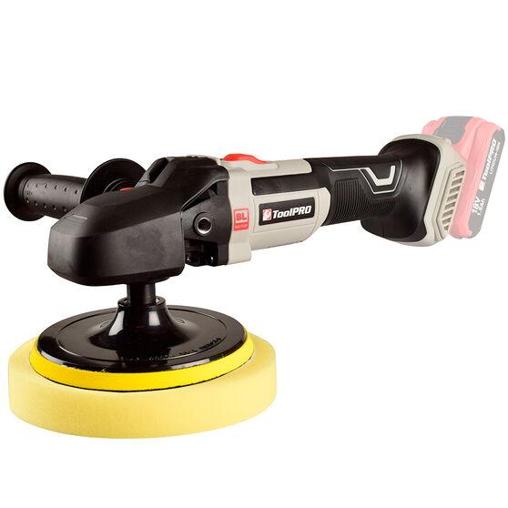 ToolPRO Brushless Polisher Skin 18V 180mm, , scanz_hi-res