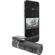 NanoCam Plus 1080p Barrel Dash Cam with WiFi - NCP-DVRWIFI, , scanz_hi-res