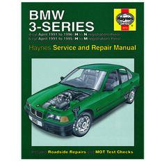 Car Manual For BMW 3 Series, , scanz_hi-res