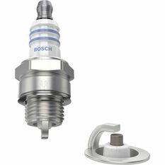 Bosch Spark Plug Single WSR7F, , scanz_hi-res