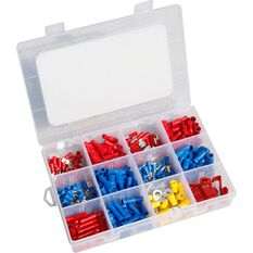 SCA Electrical Terminal Kit 255 Piece, , scanz_hi-res