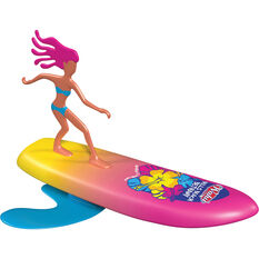 Wahu Surfer Dudes Toy Surfboard, , scanz_hi-res