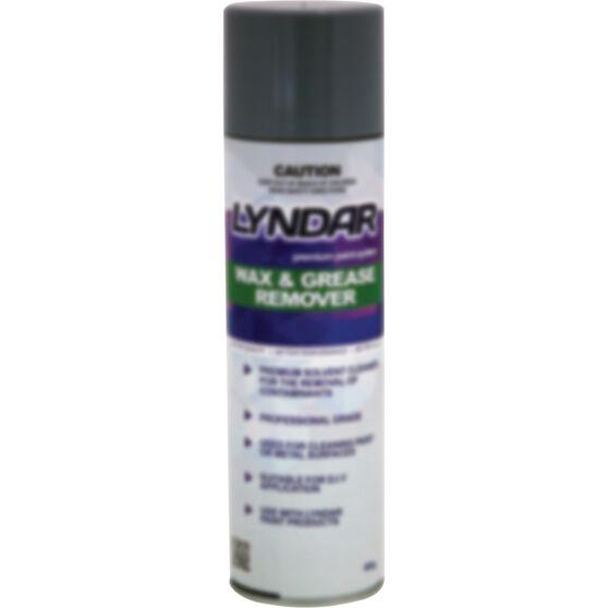 Wax & Grease Remover Aerosol - 400g, , scanz_hi-res