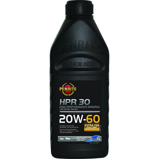 Penrite HPR 30 Engine Oil - 20W-60, 1 Litre, , scanz_hi-res