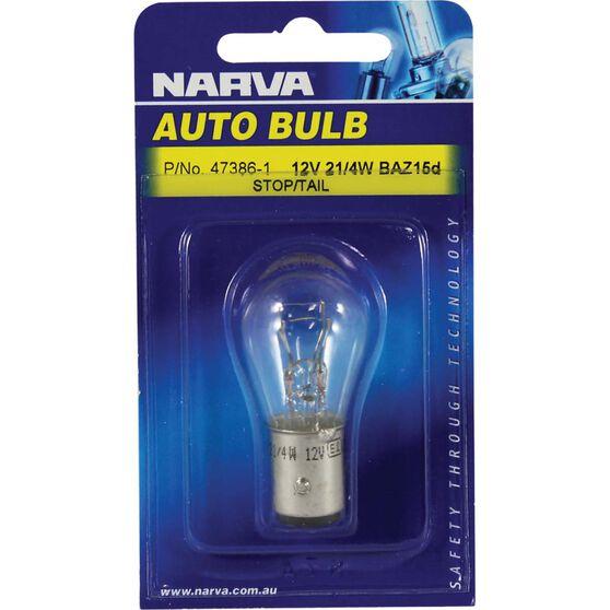 Narva Bulb - 12V, 21/4W, BAZ15d, , scanz_hi-res
