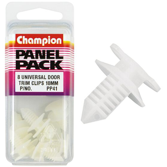Champion Door Trim Bush - 10mm, PP41, Panel Pack, , scanz_hi-res