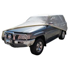 CoverALL 4WD Cover - Bronze Protection, Suits Large / Extra Large 4WD, , scanz_hi-res