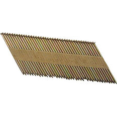 Air Framing Nail, Galvanised Steel - 75mm, 1000 Pack, , scanz_hi-res