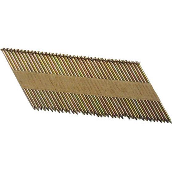 Blackridge Air Framing Nail - Galvanised Steel, 75mm - 1000 Pack, , scanz_hi-res