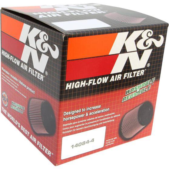 K&N Pod Air Filter - 3 inch, Polished, KNRR-3003, , scanz_hi-res