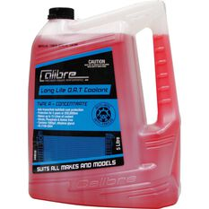 Red Anti-Freeze/Anti-Boil Concentrate - 5 Litre, , scanz_hi-res
