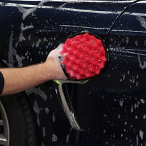 Turtle Wax Grip It Dual Action Wash Mitt, , scanz_hi-res