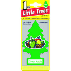 Little Trees Air Freshener - Green Apple, , scanz_hi-res