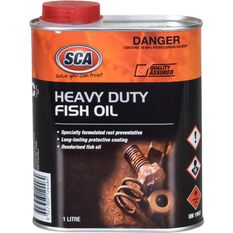 Heavy Duty Fish Oil - 1 Litre, , scanz_hi-res