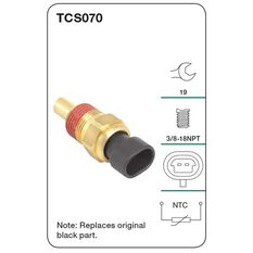 Tridon Coolant Temperature Sensor - TCS070, , scanz_hi-res