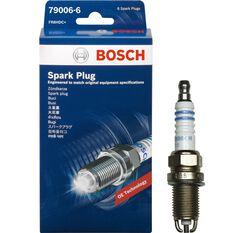 Bosch Spark Plug - 79006-6, 6 Pack, , scanz_hi-res