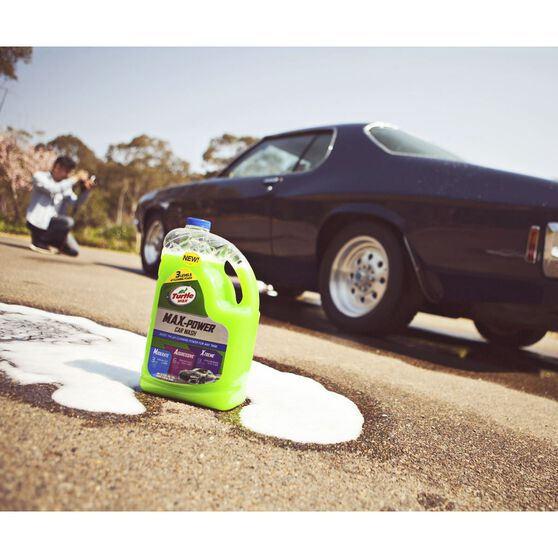 Turtle Wax Max-Power Wash - 2.95 Litre, , scanz_hi-res