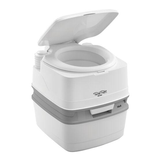 Thetford Portable Toilet - Porta Potti, Qube 165, , scanz_hi-res
