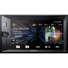 6.2 Touchscreen Media Player with Bluetooth  XAVV631BT, , scanz_hi-res
