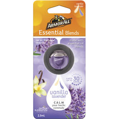 Vent Air Freshener Essential Blends- Lavender, 2.5mL, , scanz_hi-res