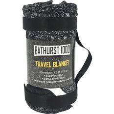 SCA Bathurst Travel Blanket - Bathurst Map, 1.5m x 1.5m, , scanz_hi-res