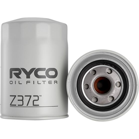 Ryco Oil Filter - Z372, , scanz_hi-res