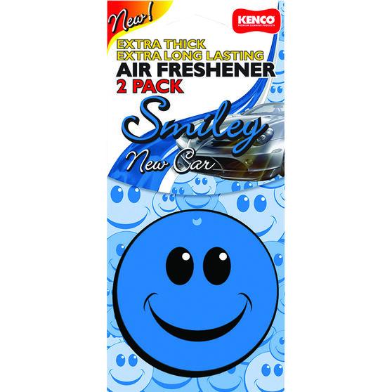 Kenco Air Freshener Smile - New Car, 2 Pack, , scanz_hi-res