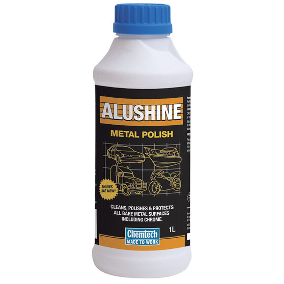 Alushine Metal Polish - 1 Litre, , scanz_hi-res