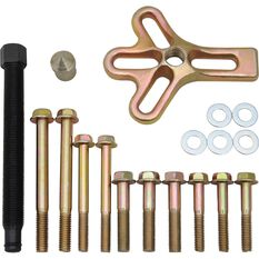Harmonic Balancer Puller Kit - 13 Piece, , scanz_hi-res