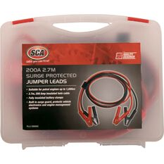 12V Jumper Leads  – 200Amp 2.7m, , scanz_hi-res