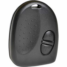 Key Remote Button & Shell Replacement - For Holden Commodore VS-VZ,  2 Button, , scanz_hi-res