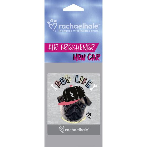 Rachel Hale Air Freshener - Pug Life New Car, , scanz_hi-res