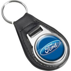 Ford Logo Fob Keyring, , scanz_hi-res