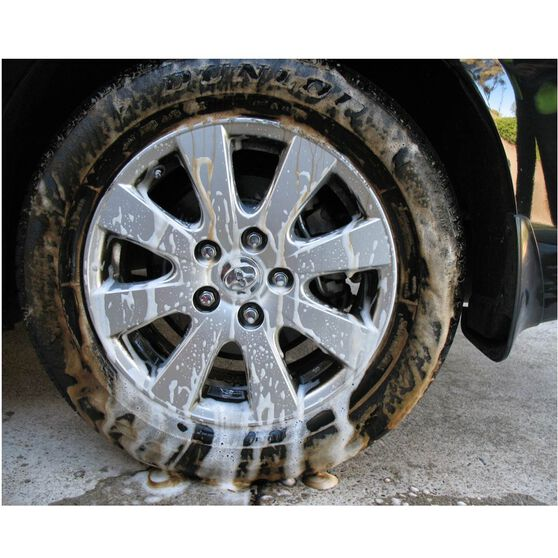 Mothers Foaming Wheel & Tire Cleaner - 710mL, , scanz_hi-res