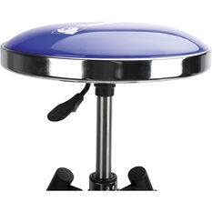 ToolPRO Adjustable Workshop Stool - Blue, , scanz_hi-res